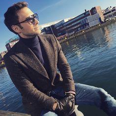 ...och solen skiner i Malmö...