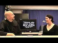 American Sign Language (ASL) Lesson 02  Learn ASL with Dr. Bill of Lifeprint.com! Free sign language lessons and instruction based on the ASL University curriculum.