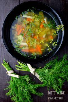 Chcę Wam dzisiaj polecić zdrową zupkę, która pomoże oczyścić organizm z toksyn. Zupa jest doskonała dla osób, które stosowały antybiotyki lub inne leki. Jest świetnym źródłem witamin, minerałów i z…