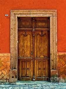 Old Doors!