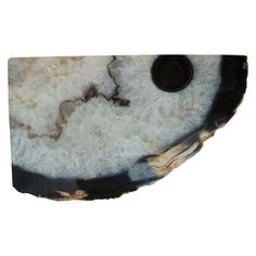 Agate Bookend - Blue - Threshold™