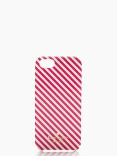 Kate Spade iPhone 5/5S Case...so simple yet so pretty