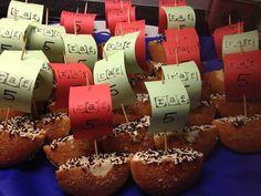 Afbeeldingsresultaat voor cake bootjes traktatie