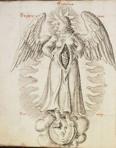 Prague, Musée nat., Bibl., III. G. 12. Recueil alchimie, end of the 16th century.
