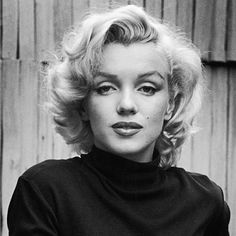 Marilyn Monroe  1953  The red-lipped bombshell showcased her comedic skills in Gentlemen Prefer Blondes and How to Marry a Millionaire. The following year, her fame skyrocketed when she married baseball player Joe DiMaggio.