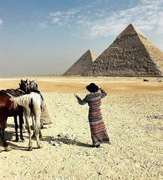 Exotic Egypt And Pyramids  Photograph By @traveljunkiediary Via  @mygreatescapes by discover.planet