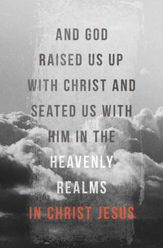 Seated with Him