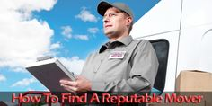 How To Find Reputable Movers - Moving is a very stressful and expensive experience, and if you don't take precautions it can quickly turn into a nightmare. So how do you find a moving company that you can trust with everything that you own and feel safe in your decision? While there are ways to moving yourself, or using ... Read more at http://southfloridavanlines.com/moving-tips/how-to-find-reputable-movers/