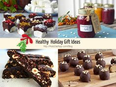 Top Healthy Holiday Gift Ideas: low-carb and paleo ideas for Christmas!