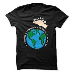 earth T Shirts, Hoodies, Sweatshirts. CHECK PRICE ==► https://www.sunfrog.com/LifeStyle/earth-.html?41382