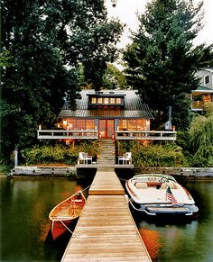 Copake Lake House - Dock - Lake Living - Outdoor Living