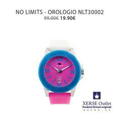 Prodotti Firmati Originali. — OROLOGI NO LIMITS   UN OROLOGIO A 19.90€? E'...