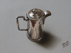 More Hyperrealistic Illustrations of Everyday Objects by Marcello Barenghi