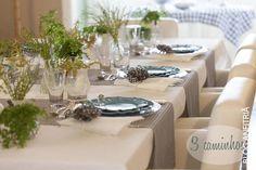 almoço | Anfitriã como receber em casa, receber, decoração, festas, decoração…