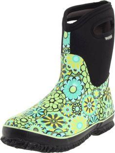 Ranger Womens Rain and Garden Boots Bees aiNT miSBEEhaVeN