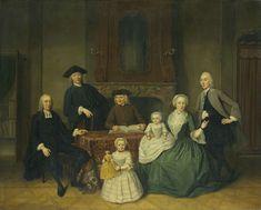 De Amsterdamse doopsgezinde familie Brak, Tibout Regters, 1752