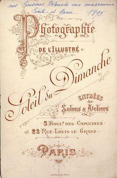 Soleil du Dimanche - Paris