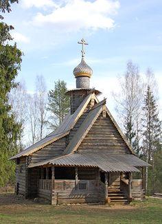Василево под Торжком, Знаменская церковь