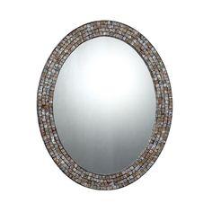 30x24 Natural Mirrors, Wedding Mirror, Mirror Hangers, Mirror House, Oval Mirror, Wall Mounted Mirror, Mosaic Wall, Interior, Bathroom Mirrors