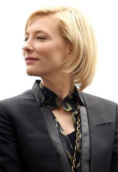 Cate Blanchett - Cate Blanchett Showcases The Wharf's Rainwater Harvesting System