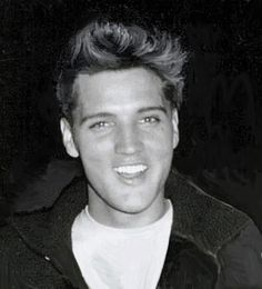 Elvis Presley, 1958...so gorgeous