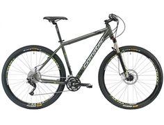 Corratec C29ER, 29 inch wheel mountain bike