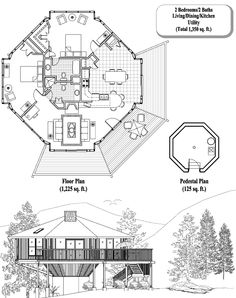 Q4 Architects\' Tornado-Proof CORE House is an Indestructible Home ...