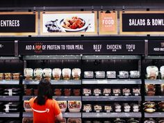 Amazon's launched a physical grocery store with no checkout process. It looks like the future of retail—but it's still Amazon that controls the narrative.