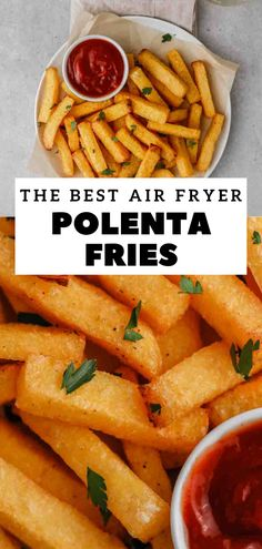 Top Recipes, Side Dish Recipes, Great Recipes, Side Dishes, Favorite Recipes, Frugal Meals, Easy Meals, Polenta Fries, Vegetarian Recipes