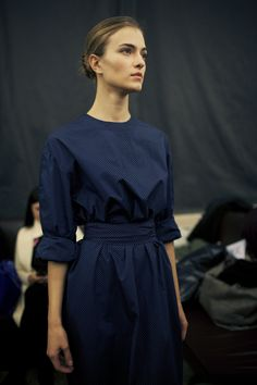 Did you know that Fashion Week in Russia is a big deal over there? And that there are a load of new designers doing great things? One of the...