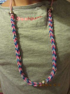 crocheting rubber bands