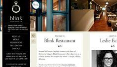 Interesting horizontal website design. Surprised, but I like.