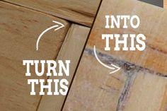 Picture of Make Joints in Woodworks DISSAPEAR!! - DIY Wood Filler