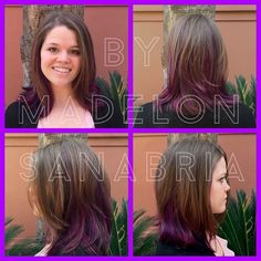 Purple Ombre with Long Layers by Madelon at Urban Betty.jpg