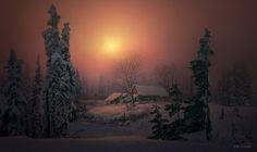 Home.........by Wim Lassche #Norway