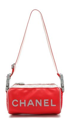 What Goes Around Comes Around Chanel Sportline Bag