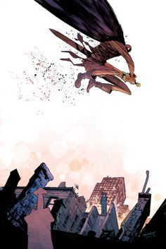 Rumble#2 cover by James Harren [JHarren.deviantart.com on @deviantART]