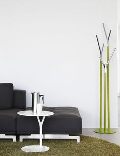 #Hightower's Wishbone Table is charismatic and modern.