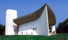 Notre dame du haut Jonathan Glancey celebrates the spiritual side of Le Corbusier | Art and design | The Guardian