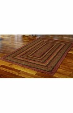 Country Meadow Jute Braided Area Rug - 4'x6' by IHF Rugs. $142.00. Rectangle Area Rugs from IHF Home Décor - Meadow Jute Braided Area Rugs Paint Refinishing, Braided Rugs, Braided Area Rugs, Kitchen Area Rugs, Rugs, Home Kitchens, Country Rugs, Area Rugs, Area Rug Decor