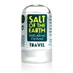 Salt of the Earth Deodorant Travel