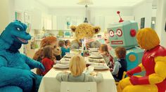 Directed by Dougal Wilson Subscribe - www.blinkprods.com/#  Dougal kicks off Mother London's new campaign for Ikea with a spot celebrating the fun of getting…