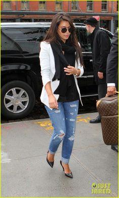Kim Kardashian casual