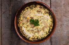 chicken pudding, a favorite Virginia dish #historicfood A favorite dish in its day, this chicken pudding combines elements of a quiche and a cake. Savory yet wholesome, this dish could easily become a favorite in your family, too.…