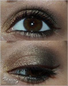 Eye Make Up - Datum: 08.06.2012  http://talasia.blogspot.de/2012/06/amu-swatch-agnes-b-monobulle-duo.html