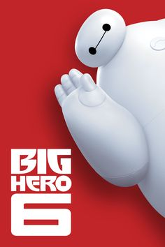 Big Hero 6 - movie poster