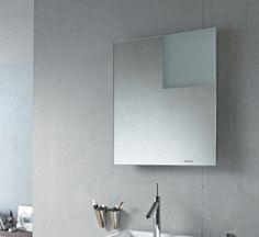 Duravit Starck Mirror With Lighting 750 x 700mm - S1971800000