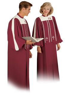 a68c8feeb0 The sophisticated ENCORE Robe has become a classic among contemporary choirs.  This striking choir robe