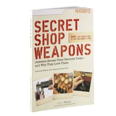 New book at Rio Grande: Secret Shop Weapons