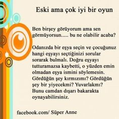 eğlenceli konsantrasyon oyunları, Best Picture For Montessori Education toddlers For Your Taste You are looking for something, and it is going to tell you exactly w Montessori Education, Kids Education, Special Education, Child Development Activities, Development Quotes, Games For Kids, Activities For Kids, Fun Games, Concentration Games